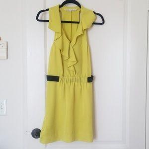 Rachel Roy Yellow Dress